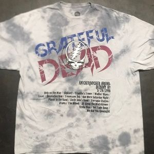 Other - Great full dead t shirt XL